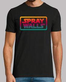 spray wall logo uomo