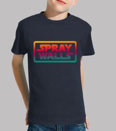 Spray Walls Logo Niño