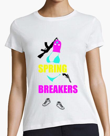 Camiseta Spring Breakers