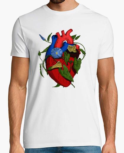 Camiseta Spring Heart
