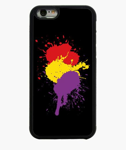Cover iPhone 6 / 6S spruzzi repubblica spagnola cover iphone 6