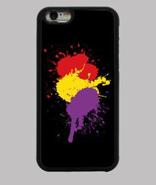spruzzi repubblica spagnola cover iphone 6