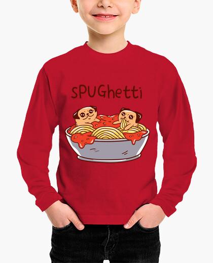 Vêtements enfant spughetti