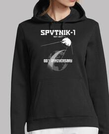 sputnik 60 aniversario de la tierra art
