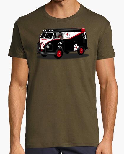 T-shirt squadra della pace