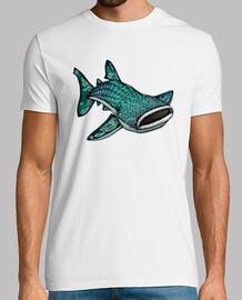 squalo balena t-shirt