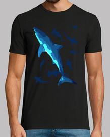 squalo bianco e martello