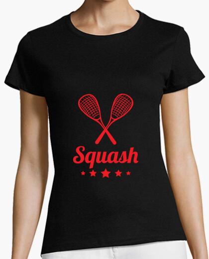 Camiseta Squash - Deportes - raquetas de nieve -