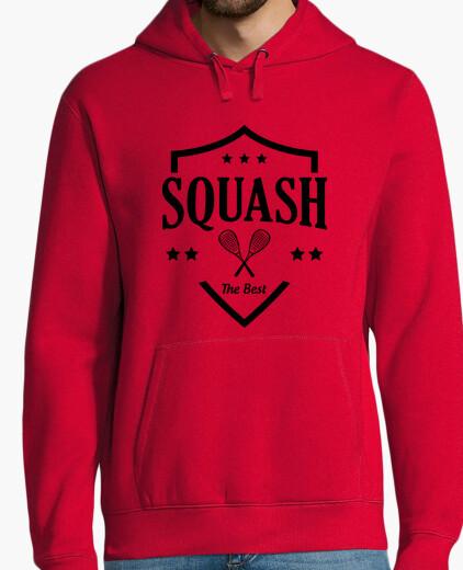 Sweat Squash - Sport - Raquette - Athlète