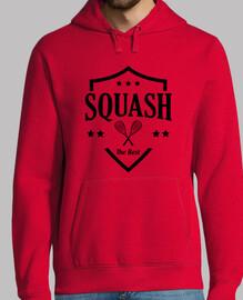 Squash - Sport - Raquette - Athlète