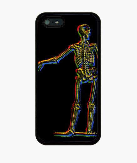 Coque iPhone squelette