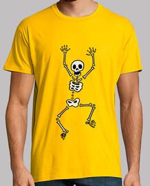 squelette heureux
