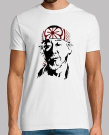 Sr. Miyagi (camiseta blanca)