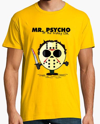 Camiseta sr. psicópata