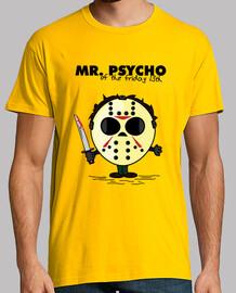 sr. psicópata