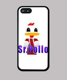 SR.POLLO IPHONE 5