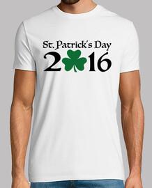 st. día de los patricks 2016
