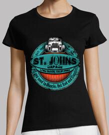 st johns blue