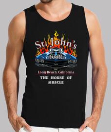 St. Johns garage Chevelle (H)