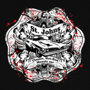 T-shirt St Johns W-R