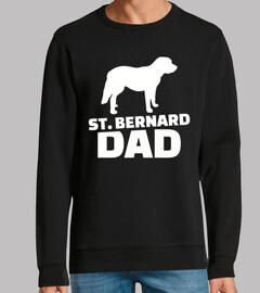 st papà di bernard