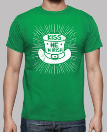 St Patrick Day - Kiss Me I Am Irish