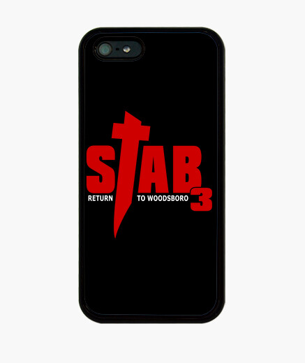 Stab 3 iphone cases