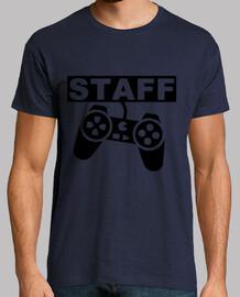 Staff Gamer