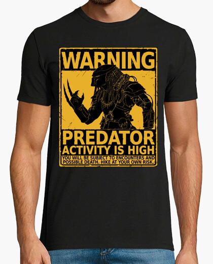 T-shirt stagione di caccia