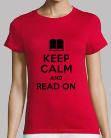 stai calmo e continua a read