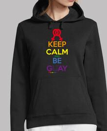stai calmo e sii gay