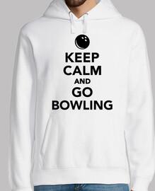 stai calmo e vai a giocare a bowling