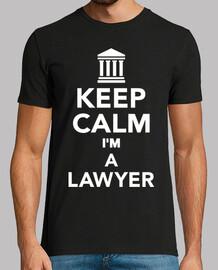 stai calmo sono un avvocato