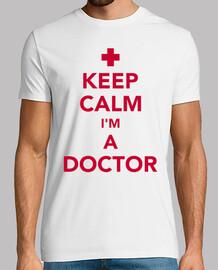 stai calmo, sono un dottore