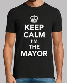 stai calmo, sono un sindaco