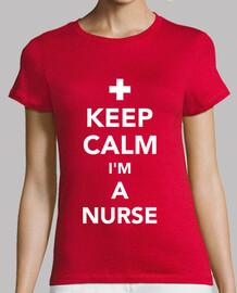 stai calmo, sono un'infermiera