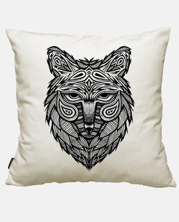Stammes-Wolfskopf