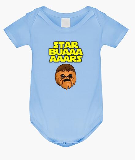 Ropa infantil Star Buaaaaaars bebes