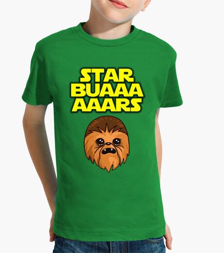 Ropa infantil Star Buaaaaaars niños