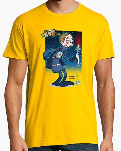 Camiseta STAR FATHER padre