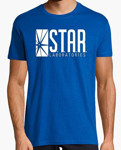 Camiseta S.T.A.R. Laboratories (The Flash)