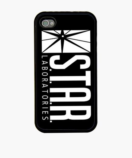 Funda iPhone S.T.A.R. Laboratories (The Flash)