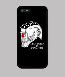 Star Lord is Coming funda iphone