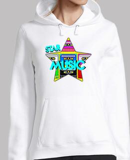 Star music - SUDADERA