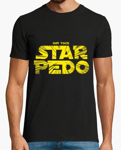 Camiseta Star Pedo, Hoy toca chico