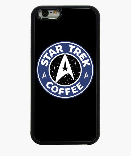 Funda iPhone 6 / 6S Star Trek Coffee