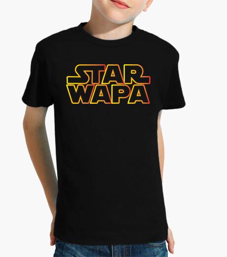 Ropa infantil Star Wapa