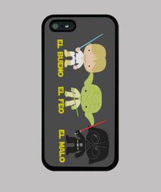 Star Wars - El bueno, el feo y el malo