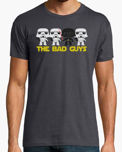 Tee-shirt star wars - les bad  homme