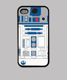 Star Wars - R2D2 - iPhone 44S